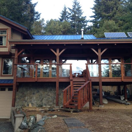 Horne Lake retreat